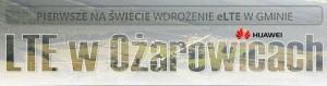 LTE w Ozarowicach