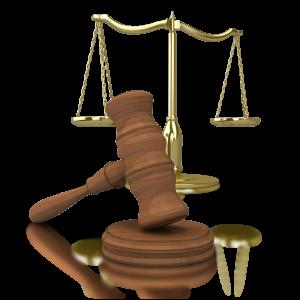 symbole sądu