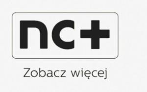 nc+ czarne na bialym