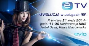 zaproszenie na premiere eTV