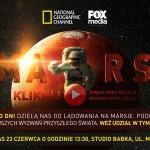 Wyprawa MARS_National Geographic Channel_23.06.2016