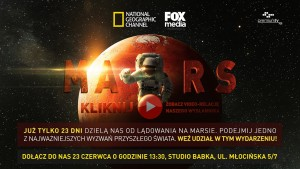 Wyprawa MARS_National Geographic Channel_23.06.2016