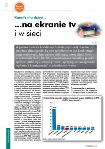 Raport kanały dziecięce 7/8 2016