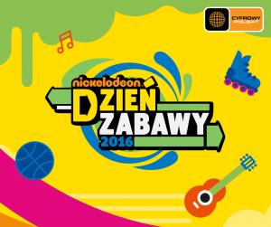 Dzień Zabawy z Nickelodeon logotyp